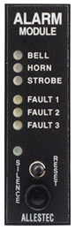 Allestec Alarm Module for the Onguard 800 Series Gas and Fire Control Panel